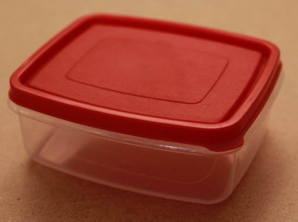 Пластмасова кутия за храна Него ООД
