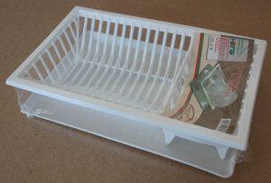 Сушилник за чинии пластмасов +табла Него ООД